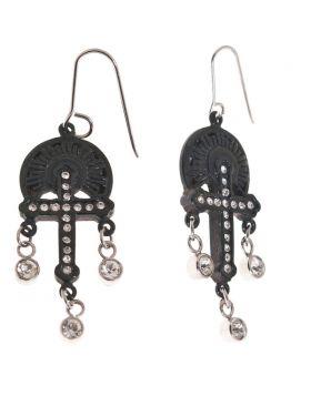 Ladies'Earrings Victorio & Lucchino VJ0093PE