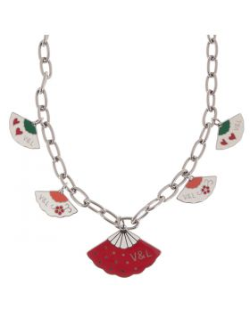 Ladies' Necklace Victorio & Lucchino VJ0128CO