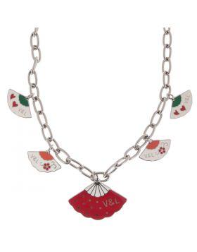 Ladies'Necklace Victorio & Lucchino VJ0128CO