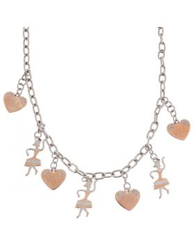 Ladies' Necklace Victorio & Lucchino VJ0234CO