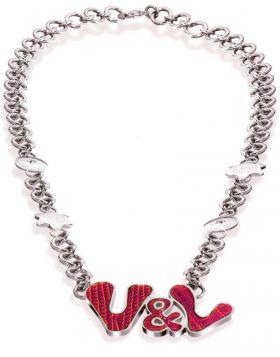 Ladies'Necklace Victorio & Lucchino VJ0258CO