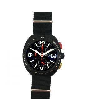 Unisex Watch Montres de Luxe 09AVI40CR-N/B (40 mm)
