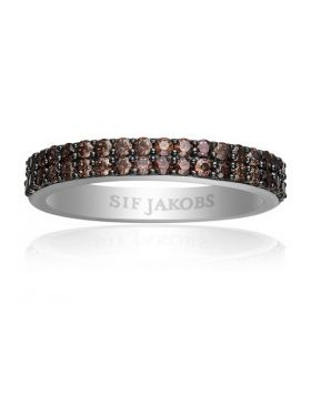 Ladies' Ring Sif Jakobs R10762-BWN-54 (Size 14)