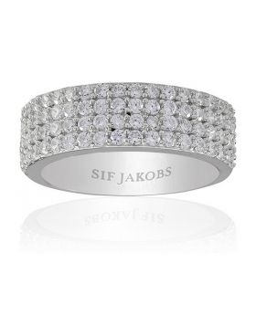 Ladies' Ring Sif Jakobs R10764-CZ