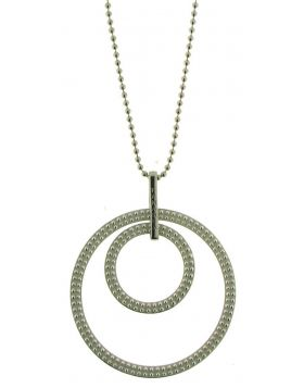 Ladies' Necklace Panarea PS13PL2 (29 cm)