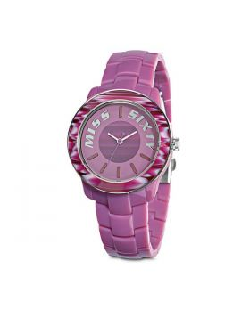 Ladies'Watch Miss Sixty R0753122502 (39 mm)