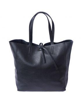 Babila leather bag - Black