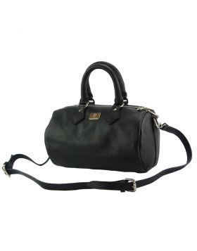 Moira T Leather handbag - Black