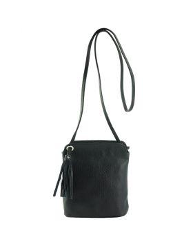 Cindy Crossbody Bag - Black