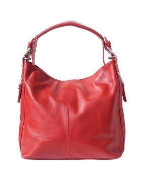 Betta Hobo Bag - Red