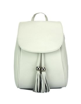 Lockme Backpack in soft leather