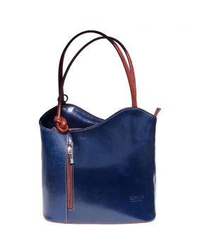 Cloe leather shoulder bag