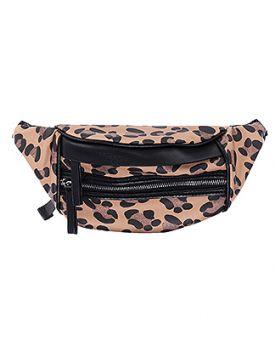 Smokin' Hot Leopard Fanny Pack