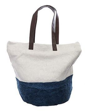 Must Have Summer Beach Tote - Blue
