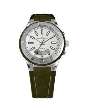 Unisex Watch Jacques Lemans 1-1772E (45 mm)