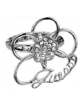 Ladies' Ring Guess UBR31112-S (17,19 mm)