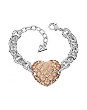 Ladies' Bracelet Guess UBB51449 (20 cm)