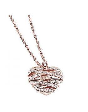 Ladies'Necklace Guess UBN21620 (81 cm)