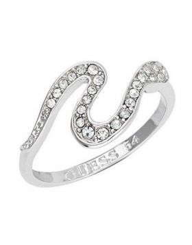 Ladies' Ring Guess UBR72507-54 (17,19 mm)