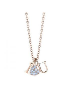 Ladies'Necklace Guess UBN61091 (41-46 cm)