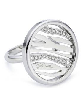 Ladies' Ring Just Cavalli SCQL01016 (17,83 mm)