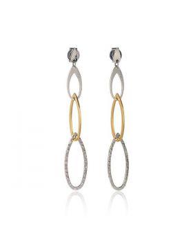 Ladies'Earrings Breil TJ0717