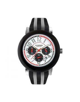 Unisex Watch K&Bros 9427-2-710 (43 mm)