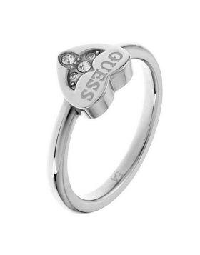 Ladies' Ring Guess USR81003-56C (18 mm)