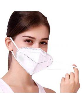 FDA Certified KN95 Mask - White