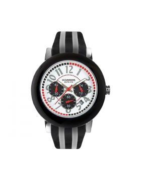 Unisex Watch K&Bros 9427-2-710 (43 mm)