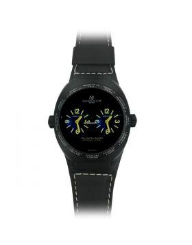Unisex Watch Montres de Luxe 09BK-3003 (40 mm)