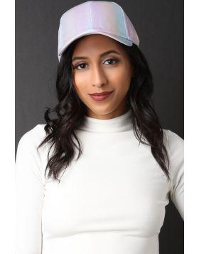 Pastel Iridescent Baseball Cap