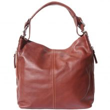 Betta Hobo Bag - Brown