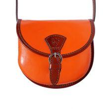 Adina leather cross-body bag
