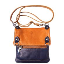 Brigit Shoulder bag in soft genuine leather - Stock