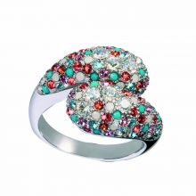 Ladies' Ring Glamour GR33-24 (19 mm)