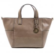 V 1969 Italia Womens Handbag Brown VERONICA - 15261-52706-8050569080885