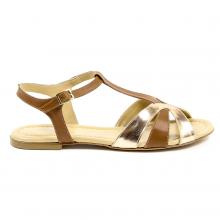 V 1969 Italia Womens Flat Sandal - 9859-32472-8058057012776