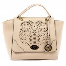 V 1969 Italia Womens Handbag Beige BEATRICE - 15246-52691-8050569080731