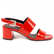 V 1969 Italia Womens Sandal Red SALMA - 12488-43309-8050569016174