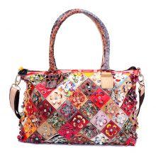 Artsy Quilt Handbag