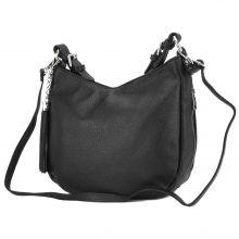 Victoire shoulder bag in calf-skin leather