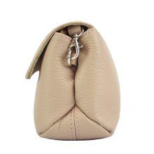Smart leather Cross-body bag