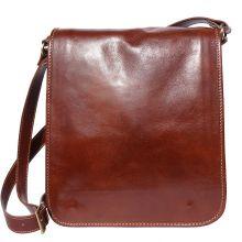 Mirko MM leather Messenger bag