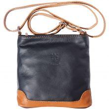 Felicita leather cross body bag