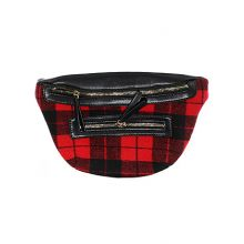 Fashion Diva Plaid Fanny Pack
