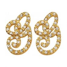 Ladies' Earrings Guess UBE11402