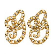 Ladies'Earrings Guess UBE11402