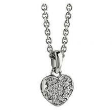 Ladies' Necklace Guess UBN71527 (41-46 cm)