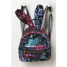 Sequins Bunny Ears Mini Backpack -  Multi 1